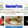 Houston Press In Search of Spring Break Cover 2012