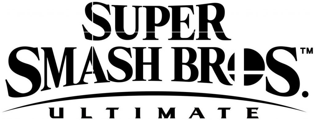 Smash Bros. Ultimate Logo Cropped