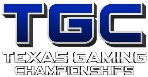 TGC Logo Chrome White