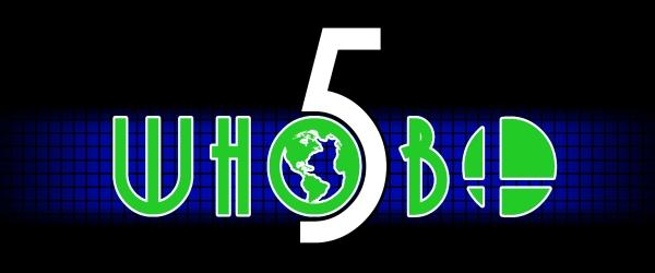 Whobo 5 Logo