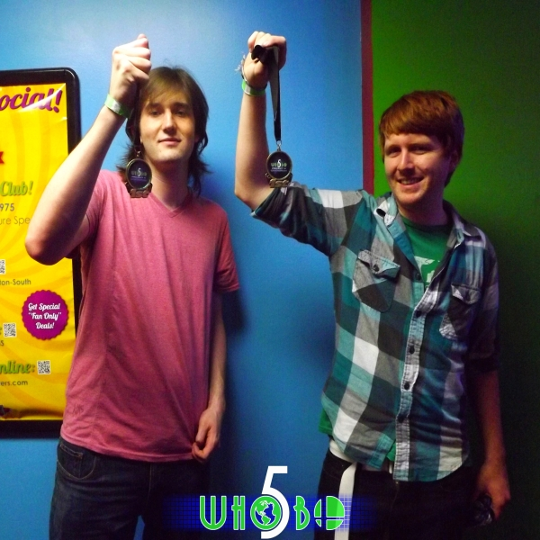 Whobo 5 Project Melee Doubles Champions