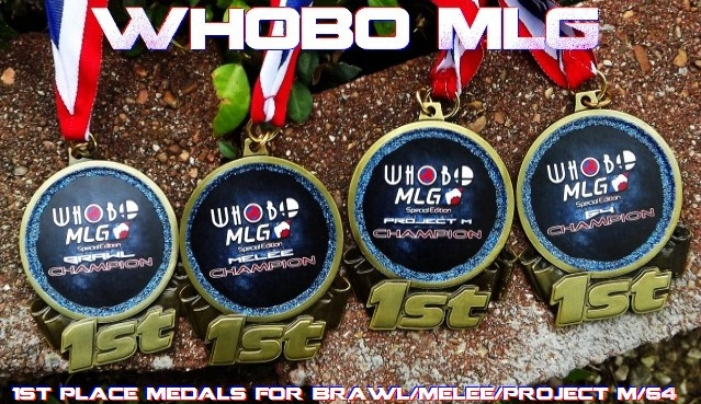 Whobo MLG Medals